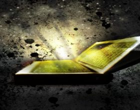 Cili eshte ajeti i Kuranit te cilin kur e degjoi Iblisi (shejtani) qau ?