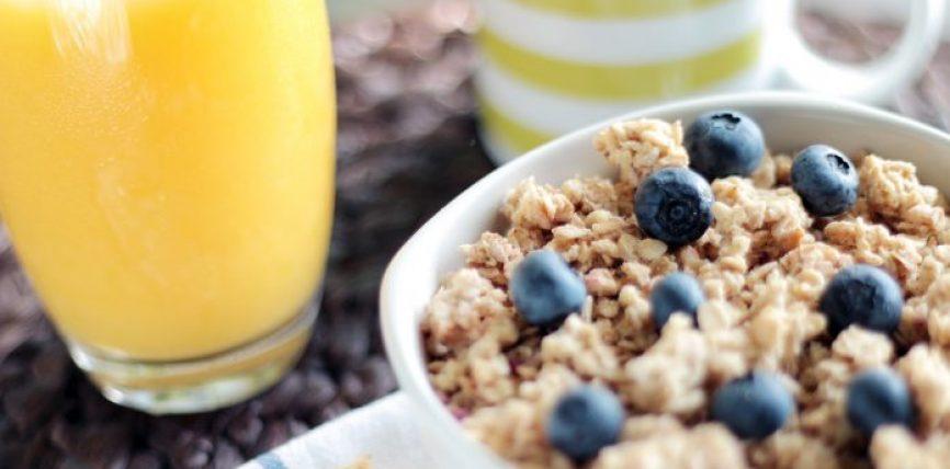 Mëngjesi i shëndetshëm!