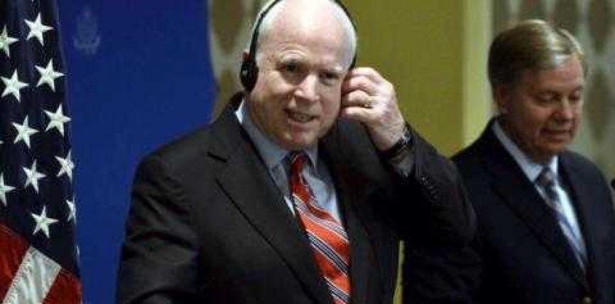 McCain: Ishte grusht shteti