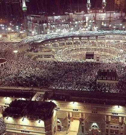 Meka dhe Medina, dy qytetet më të ndriçuara në rruzullin tokësor