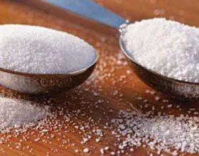 Perzieni kripë dhe sheqer para se të fleni