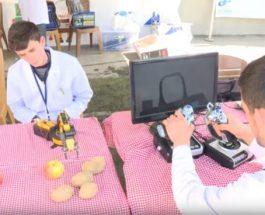 """Medreseja Alauddin zhvillon aktivitet nga shkencat ekzakte """"Science Tralellers"""""""