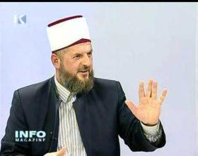Dr.Shefqet Krasniqi:Albin hajde në xhami