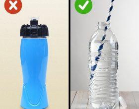 Pse nuk keni nevojë të përdorni shishe plastike disa herë?