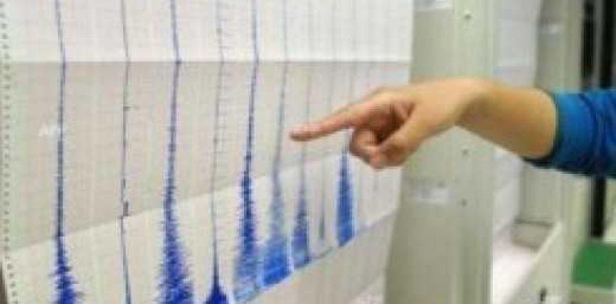 Tërmet në Shkup