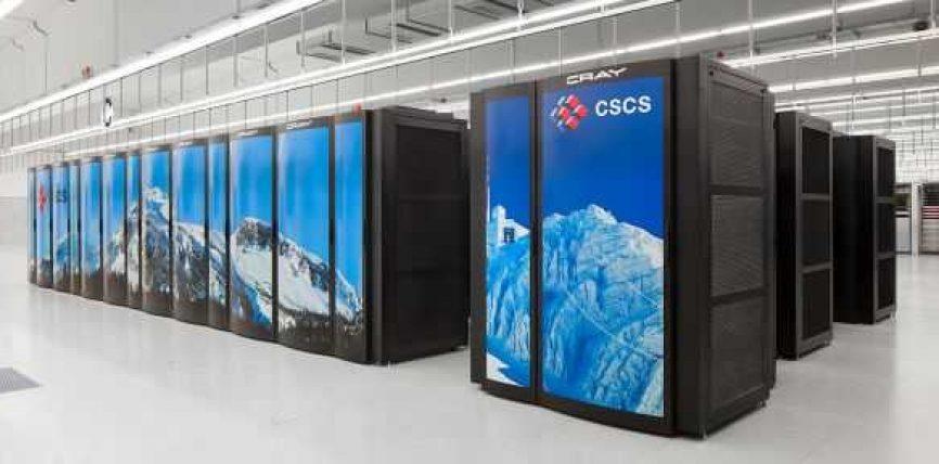 Piz Daint, superkompjuteri më i shpejtë në Evropë