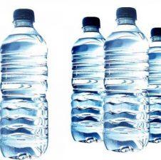 Uji në shishet e plastikes!