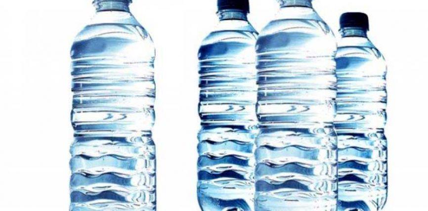 Uji në shishe plastike
