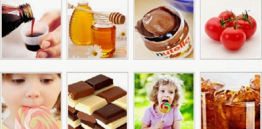 Dhëmbët e fëmijëve, ushqimet më të dëmshme për shëndetin e tyre