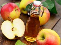 Vlerat shëndetësore te uthullës së mollës se egër