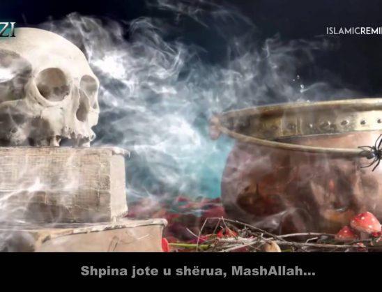 Xhinët, Iblisi, Magjia zezë – ( Jinns in Islam )