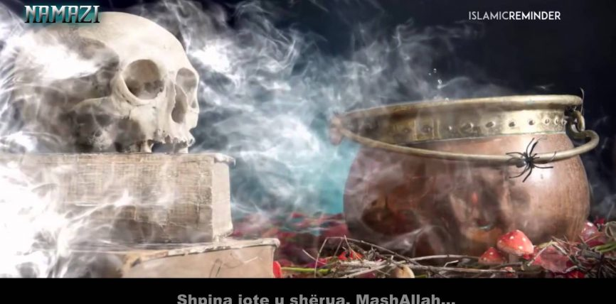 Froni i Shejtanit (iblisit) – (Seriali Xhinët pjesa e 9-të)
