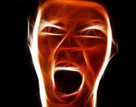 Shenjat e zemërimit