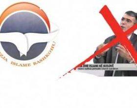 """LISBA me komunikatë kundër """"munafikut"""" Xhabir Hamitit"""