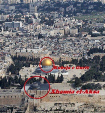 Informata të shkurtëra rreth Xhamisë el-Aksa