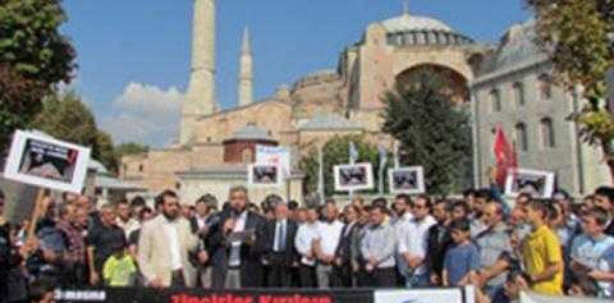 Turqi, peticion për rihapjen e Aja Sofias si xhami