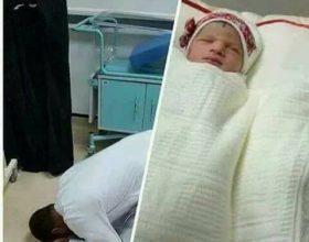 Pas përpjekjeve 23 vjeçare për të pasur fëmijë,çiftin më në fund e begatoi Allahu me një vajzë