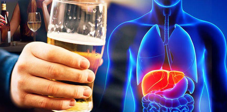 Kujdes këto janë dëmet e mëdha shëndetësore që sjell konsumimi i alkoolit!