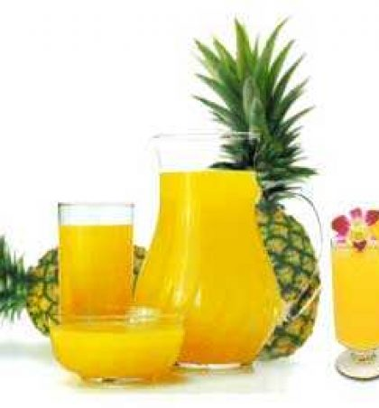Kundër dhimbjeve me ananas ?