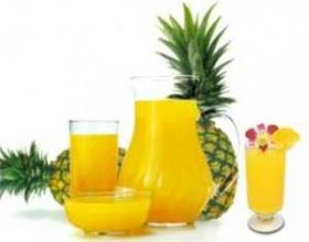 Lëngu i ananasit