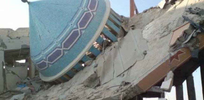 Angola ndalon islamin dhe rrënon xhami