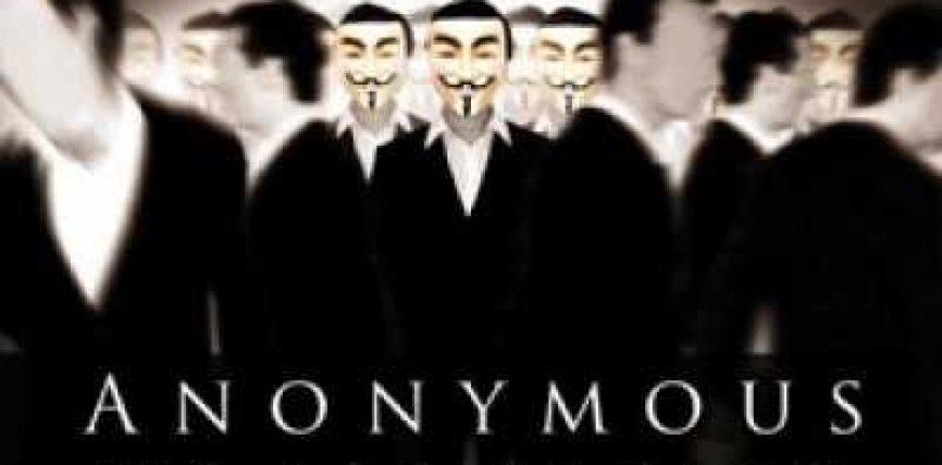 Anonymous i shpallin luftë Izraelit: Do t'ju fshijmë nga interneti