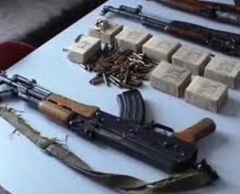 Kapet me armë dhe drogë, arrestohet 22-vjeçari