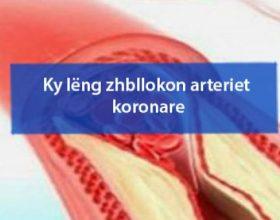 Ky lëng zhbllokon arteriet koronare