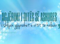 Agjërimi ditën e Ashura-së