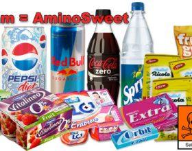 Disa shembuj te disa e elementeve kimik qe perdoren ne ushqime te cilat jane te konservuara.