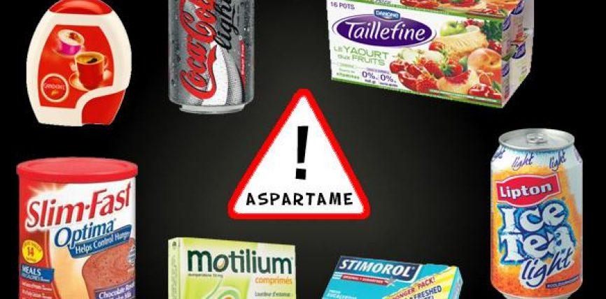 Aspartame ndikimet qe ajo ka në trurin tonë