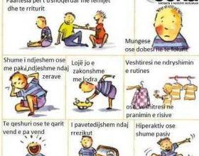 11 shenjat e autizmit
