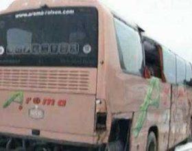 Rrokulliset autobusi Nish-Prishtinë, 4 të lënduarit janë nga Dragashi