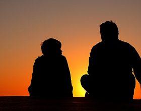 Mësim për çdo djalë dhe një shpresë për çdo baba