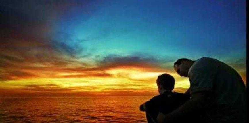 Një njeri ankohet për djalin e tij tek Omeri