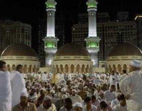 Mekë, 2 milion mysliman falin namazin e Fitër Bajramit