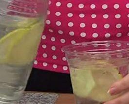 Mësoni sesi ta zhdukni barkun e fryrë në 60 sekonda me këtë recetë të ujit