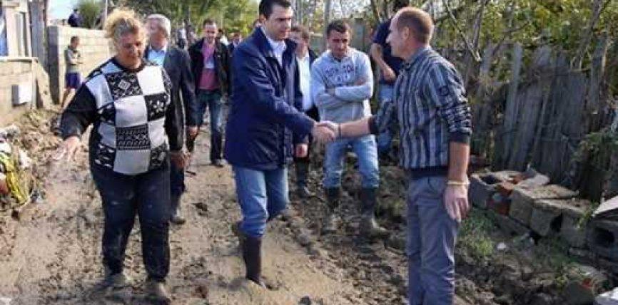 Përmbytjet, 1000 familje të qytetit të Tiranës në gjendje emergjente