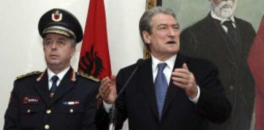 Berisha: Shkarkimet në polici, hakmarrje e Ramës