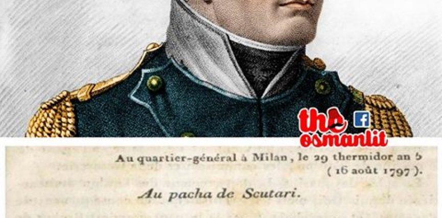 Letër nga Bonaparta për shqiptarët (arnautët)