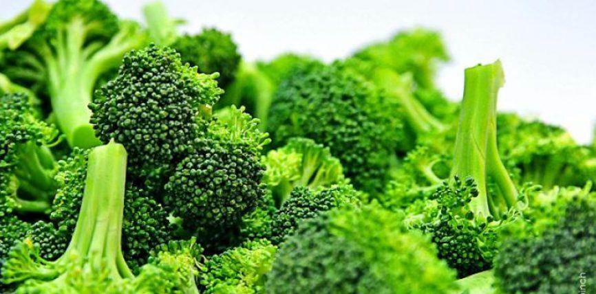Brokoli permbane nje varg te madh vitaminash