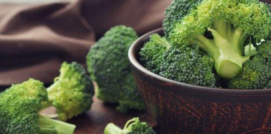 Brokoli ul rrezikun e goditjeve në tru