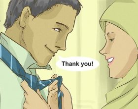 Kur një burrë është i keq përpara gruas së tij