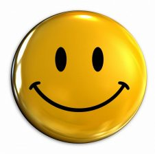 Buzëqesh tre minuta në ditë