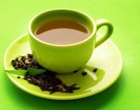 Çaj i gjelbërt + piper i zi = Mes (bel) më të hollë