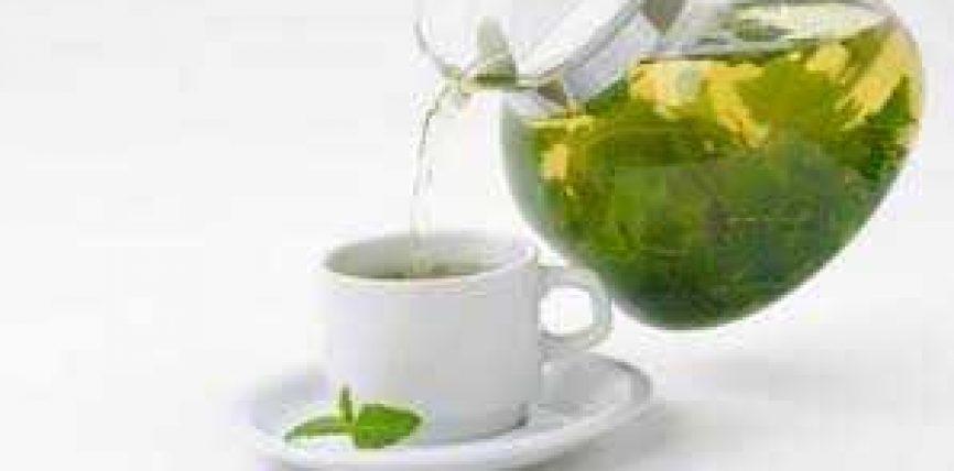 Çaji i jeshil mbron shëndetin e syve