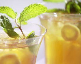 Rënia në peshë pa dietë – Çaji jeshil me xhenxhefil