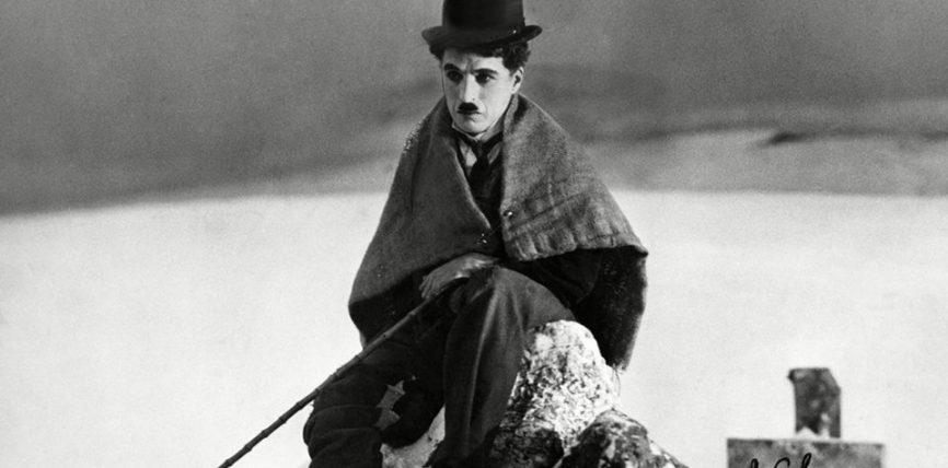 Atë e njohim të gjithë, Charlie Chaplin !