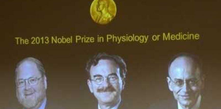 Tre hulumtues fitojnë Nobelin për Mjekësi