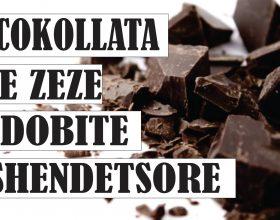 Çokollata e zezë, dobitë shëndetsore ?